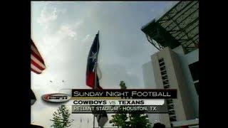 2002-09-08 Dallas Cowboys vs Houston Texans