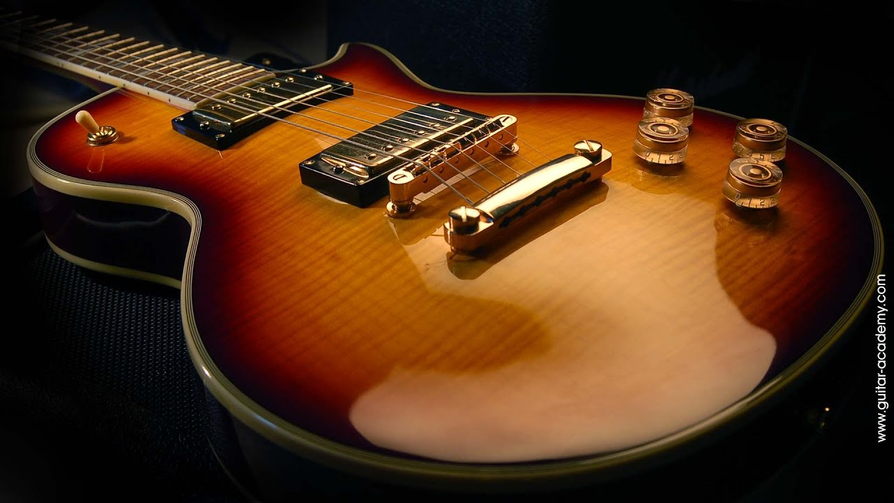 60's Rock Guitar Backing Track (E)