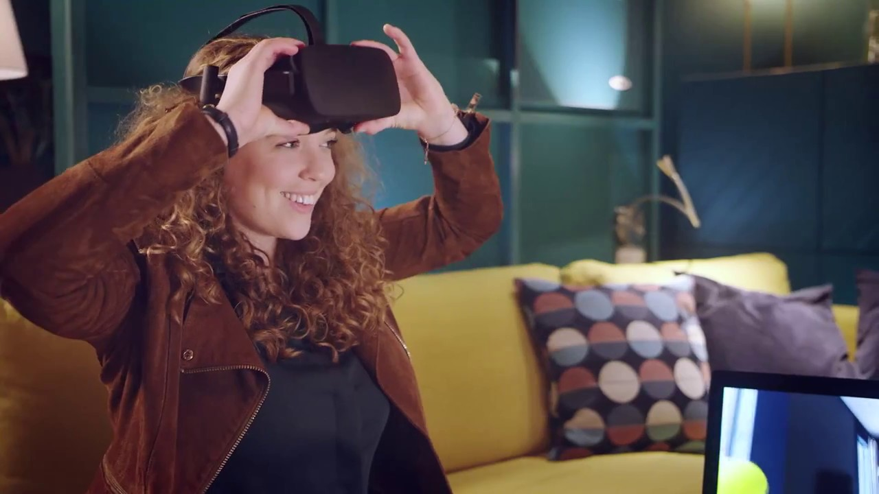 Ikea Immerse Vr App Demodern Digital Agency Youtube