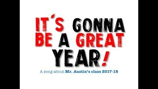Video It's Gonna Be a Great Year! download MP3, 3GP, MP4, WEBM, AVI, FLV Oktober 2017