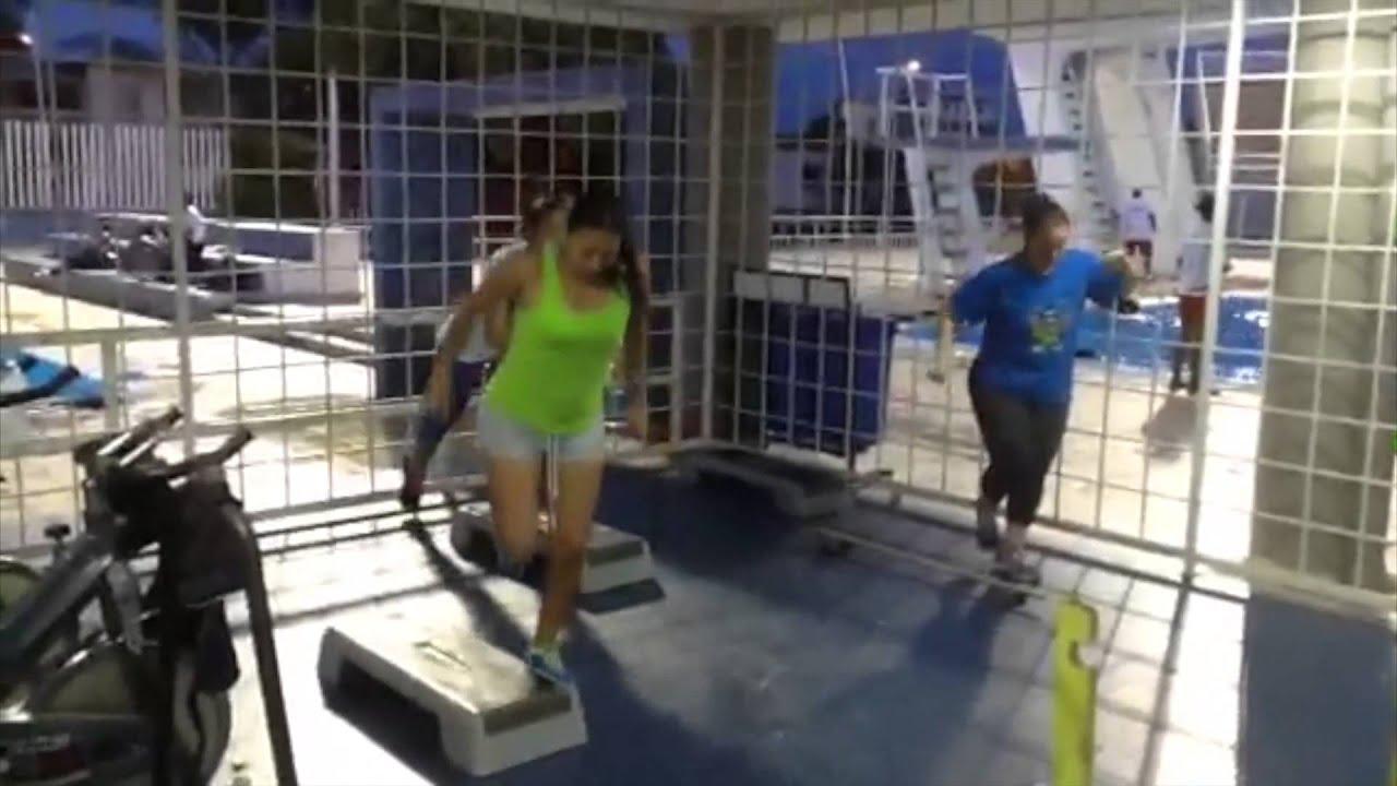 Escuela natacion livas cali centro de acondicionamiento for Acondicionamiento fisico