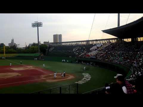 2015 中京大中京VS大府 大府応援 親善試合 高校野球