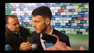 Sassuolo Lazio Interviste dopo partita 25 febbraio