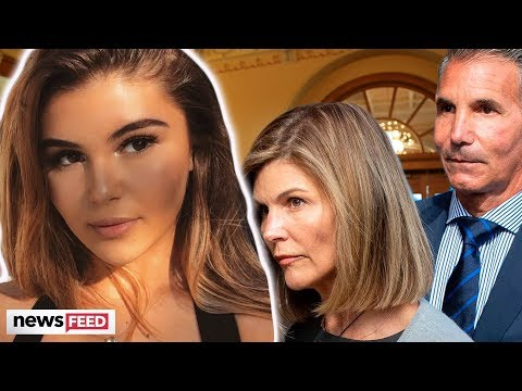 Olivia Jade Could Testify In Criminal Trial Of Her Parents! thumbnail