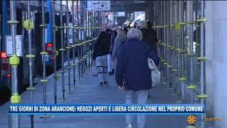 Tre giorni di zona arancione: negozi aperti e libera circolazione nel proprio comune | 28/12/2020