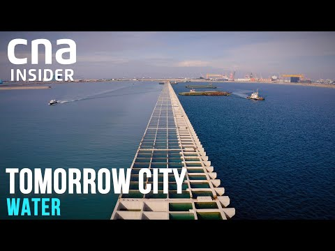 Radical Innovations To Singapore's Water Problem | Tomorrow City | Part 3/3