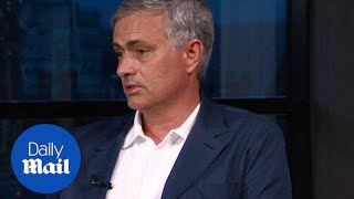 'England have a reason to be optimistic' - Jose Mourinho - Daily Mail