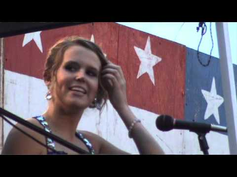 Feature Xan Hale On Winning Miss Vinton County