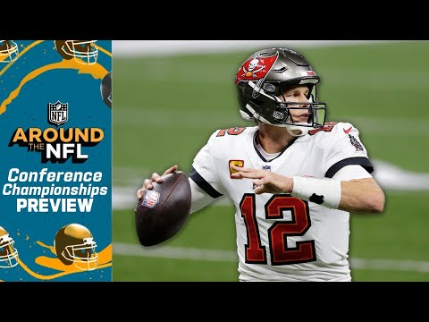 Conference Championships Preview Show: What to Watch in EVERY Game | Around the NFL Podcast