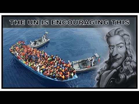 UN Propaganda Encourages Mass Migration to Europe