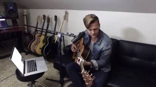 Tyler Ward - A song for Christina Grimmie (Original Song) (RIPChristina)