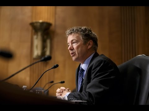 Rand Paul Confronts EEOC Nominee: 'How Do You Show Up to Work?'