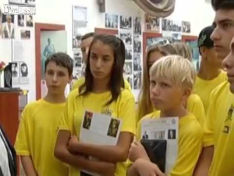 In Israeli city of Ashdod, Russian-Jewish youth learnt from Red Army veterans
