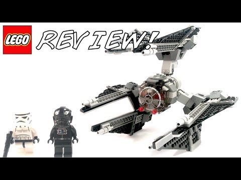 LEGO 8087 Tie Defender Review! | LEGO Star Wars 2010 Set Review!