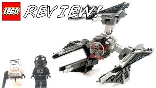 LEGO 8087 Tie Defender Review!   LEGO Star Wars 2010 Set Review!