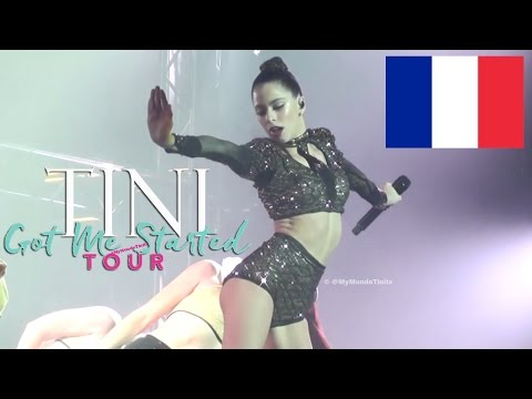 TINI: Got Me Started TOUR - París (Completo) HD
