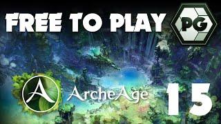 FREE TO PLAY 15 - ArcheAge - Le Chaton Mélomane [FR]