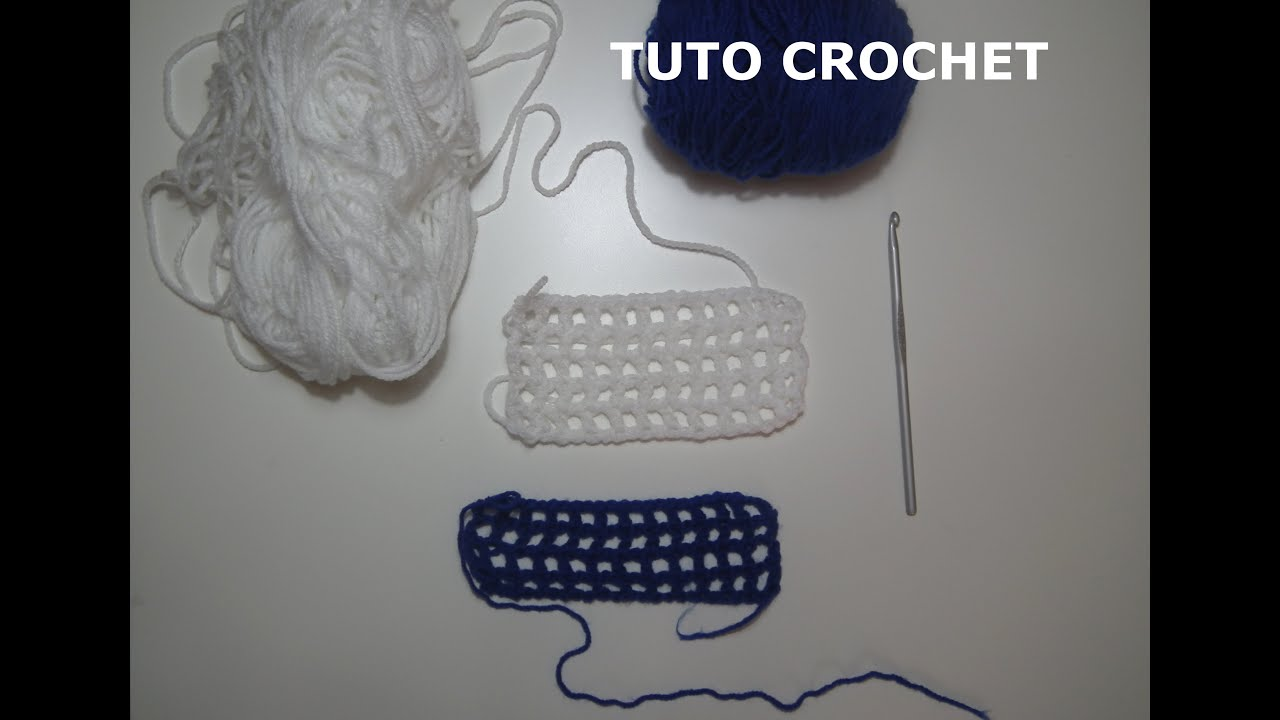 Tuto crochet comment faire le point de grille d butant youtube - Comment faire fuir les mouches ...