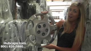 Automotive Videos: Saturn Vue Hub Caps, Center Caps & Wheel Covers