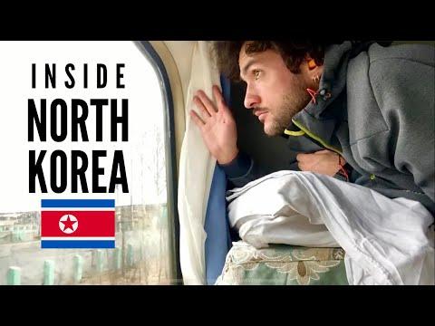 EP. 14 - Entering alone in North Korea