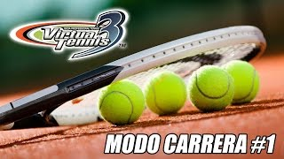 Virtua Tennis 3: Modo Carrera | PC Let