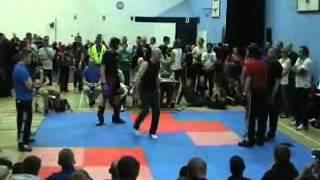 Revolution tournaments - Doncaster - Light continous - Leeds martial arts college - Kick boxing