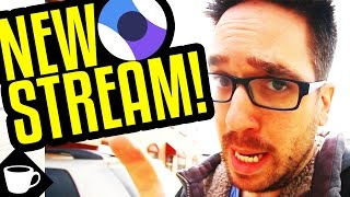 VLOG | Stream Announcement VERY IMPORTANT!