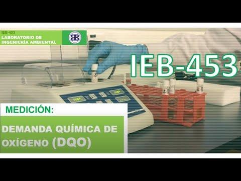Download Demanda Química de Oxígeno (DQO)