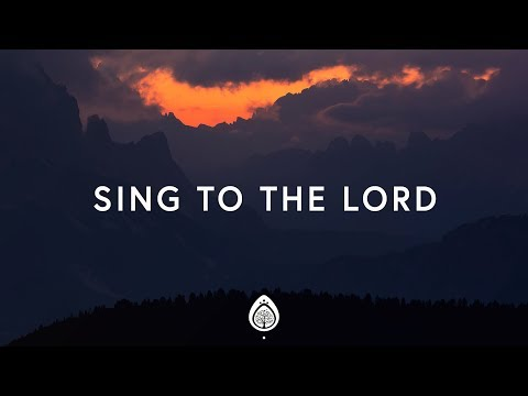 Pat Barrett ~ Sing To The Lord (Banner) Lyrics