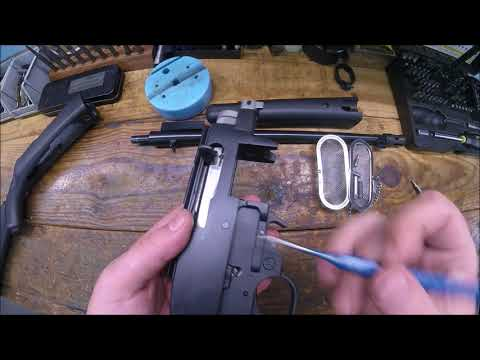 Ruger 10 22 disassembly