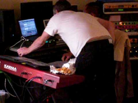 John Creamer & Stephane K Studio 11-15-08 Part 2