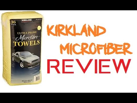 Kirkland costco ultra plush microfiber review