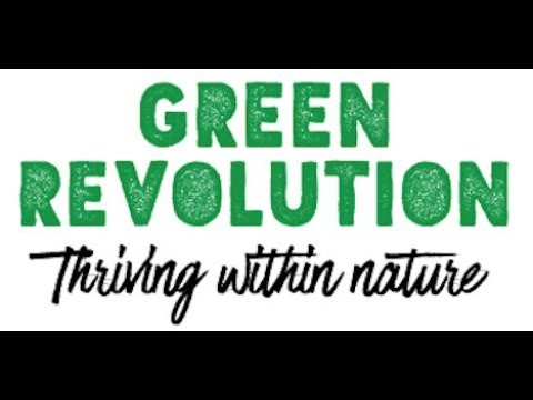 PILOT: THE GREEN REVOLUTION SHOW: WILL BE LIVE ON HBO!