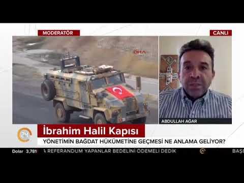 Irak: Habur'daki İbrahim Halil Sınır Kapısı'nın kontrolünü devraldık