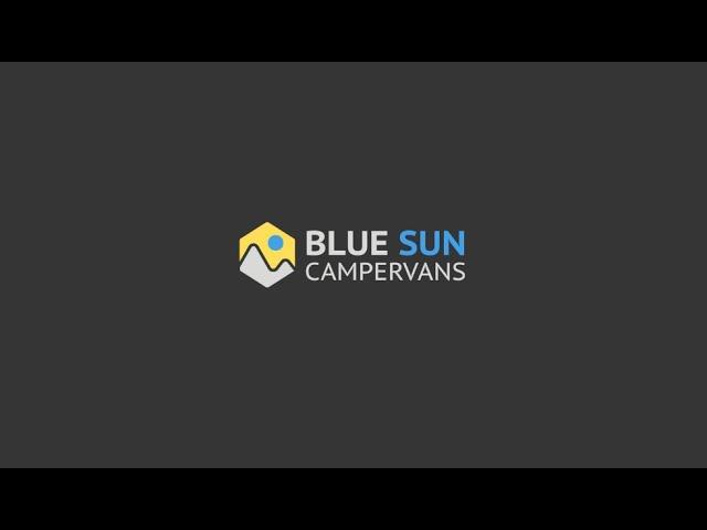 Blue Sun Campervans WordPress web design