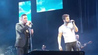 Pablo Alboran & Alejandro Sanz  -  Quien ( 13 Junio 2015  Madrid )