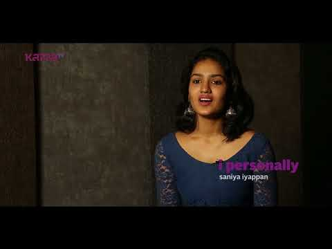 I Personally - Saniya Iyappan - Jan 27 - Promo
