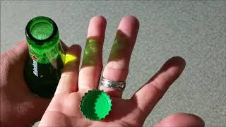 Chia Sẻ Những Cách Khui Nắp Chai Bia Qua Mọi Thời Đại......Video # 167