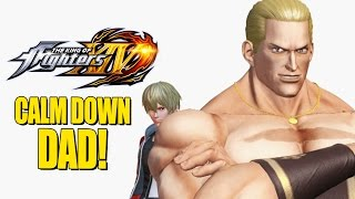 CALM DOWN, DAD! - Week Of! Rock Howard: King Of Fighters 14