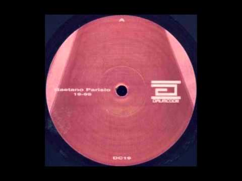 Gaetano Parisio Drumcode 19-99 A1 [1999]