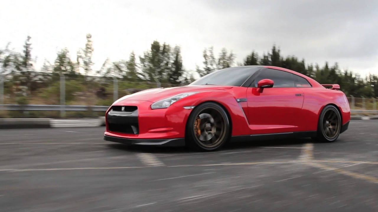 Nissan Gtr Velgen Wheels 20 Quot Matte Bronze Vmb5 Youtube