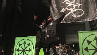 Attila full set live Vans warped tour 7-12-17