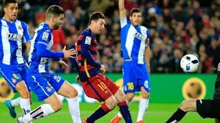 Video Gol Pertandingan FC Barcelona vs Espanyol