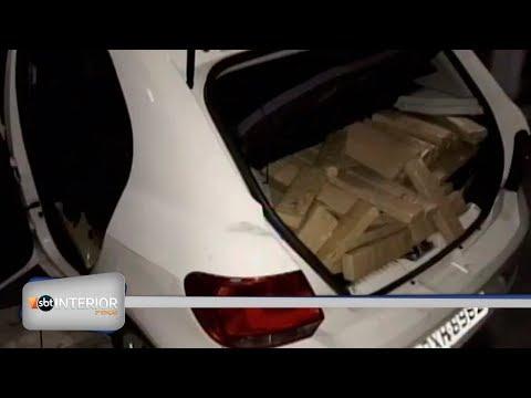 Quantidade de drogas apreendidas em rodovias da região chama a atenção da polícia