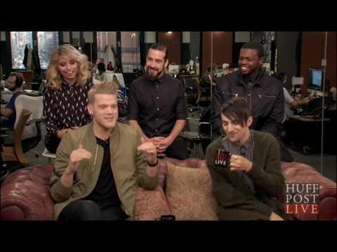 Pentatonix - Huffington Post Live Interview 2015