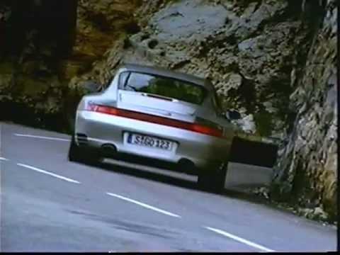 Porsche 996 Carrera4S Promotional Video(ポルシェ911カレラ4S)