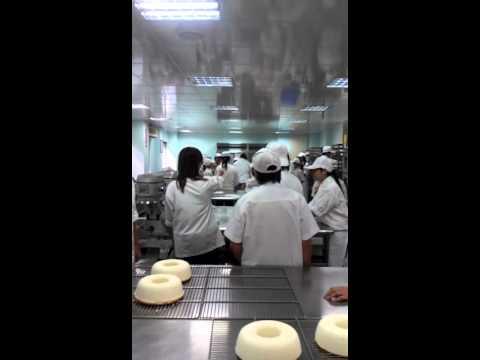 Bakery class in Taiwan