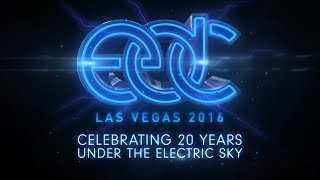 EDC Las Vegas 2016: Celebrating 20 Years Under the Electric Sky