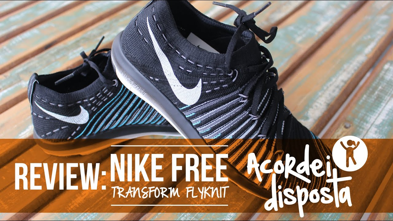 Nike Free Transform Flyknit Review