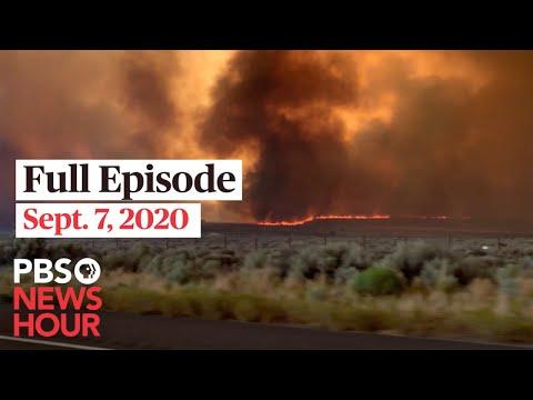 PBS NewsHour live episode, Sept. 7, 2020